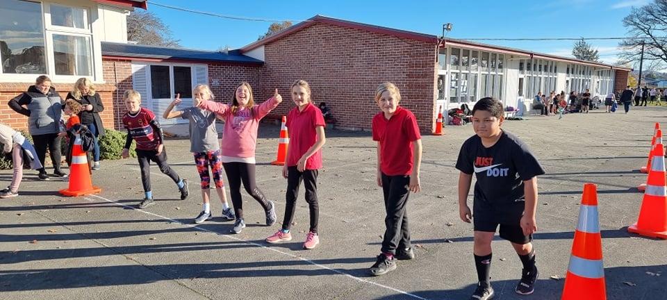 Sports, East Gore School